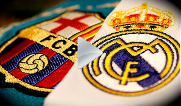 InfoDeportiva - FC BARCELONA VS REAL MADRID, ONLINE