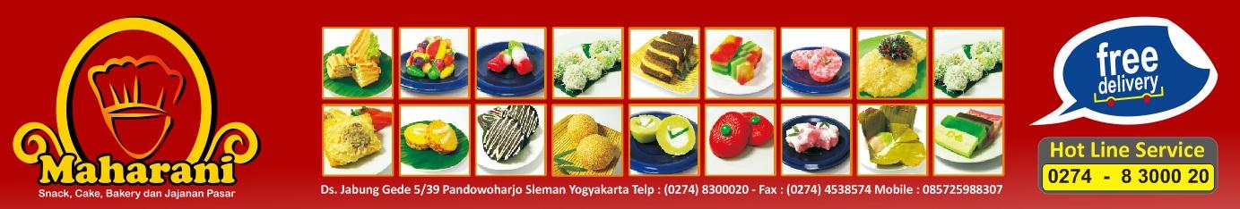 Snack, Cake, Bakery & Jajanan Pasar