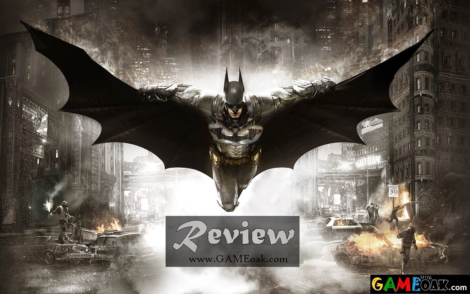 Read Complete game review about Batman Arkham Knight
