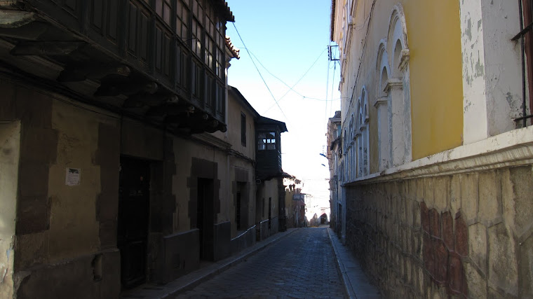 calle Chuquisaca