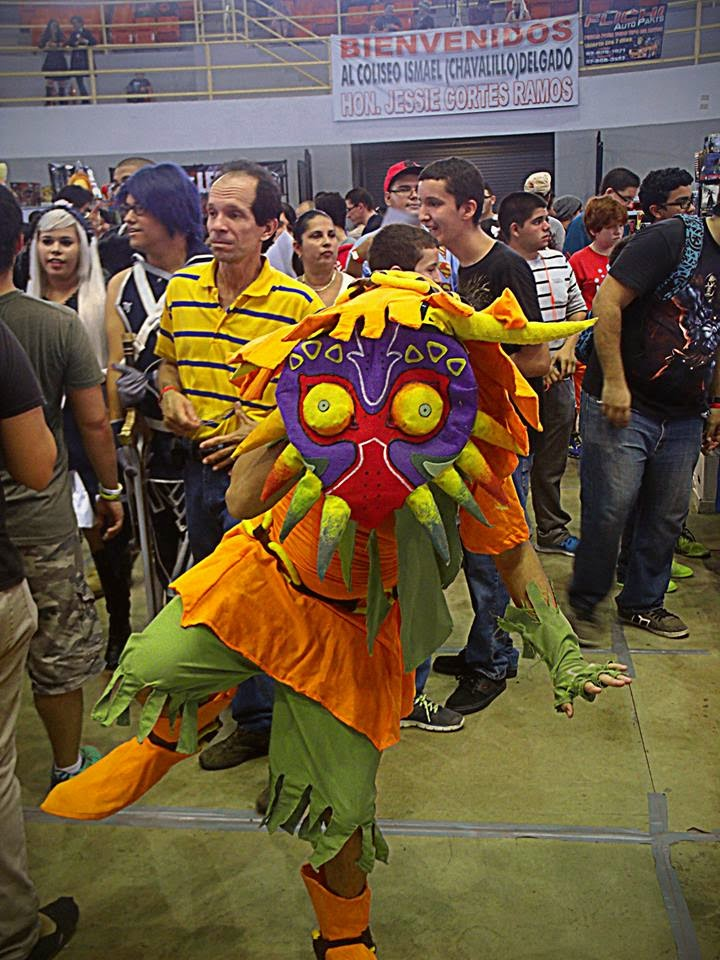 Cosplay Majoras Mask Skull Kid