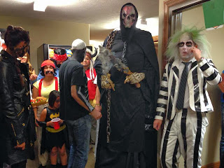 halloween, costume contest, ranlife, ranlife home loans, halloween party, company event