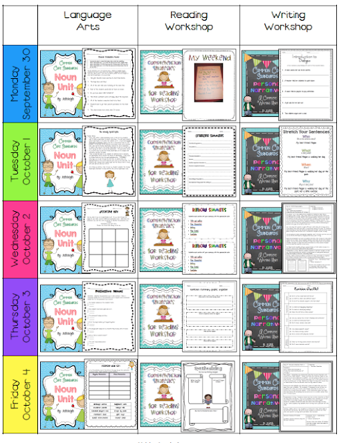 Halloween Reading Worksheets Fall and halloween related