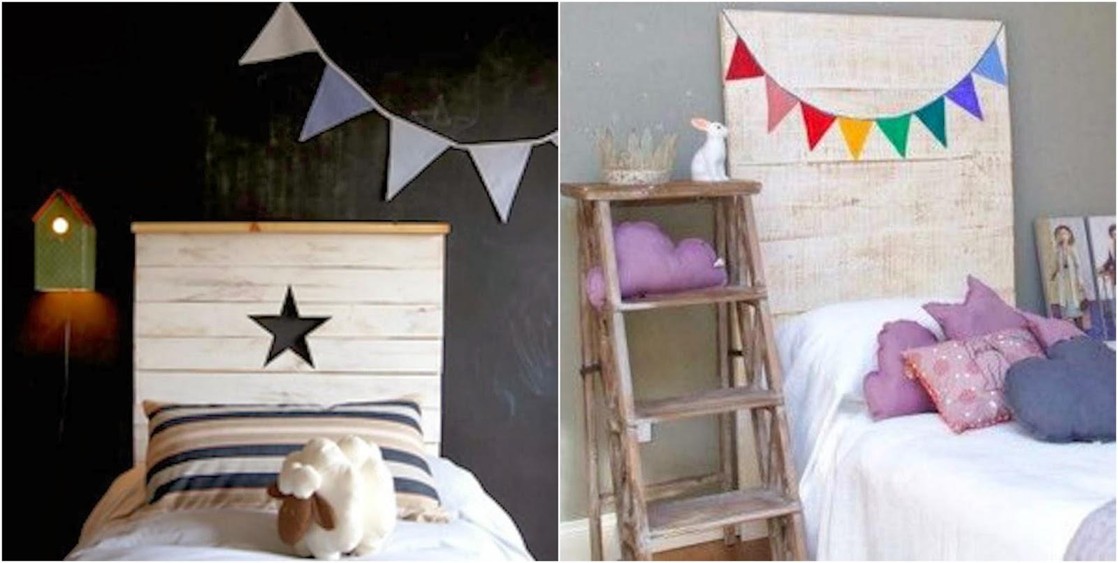Cabecero de cama hecho con palets hydraulic actuators - Hacer cabecero infantil ...