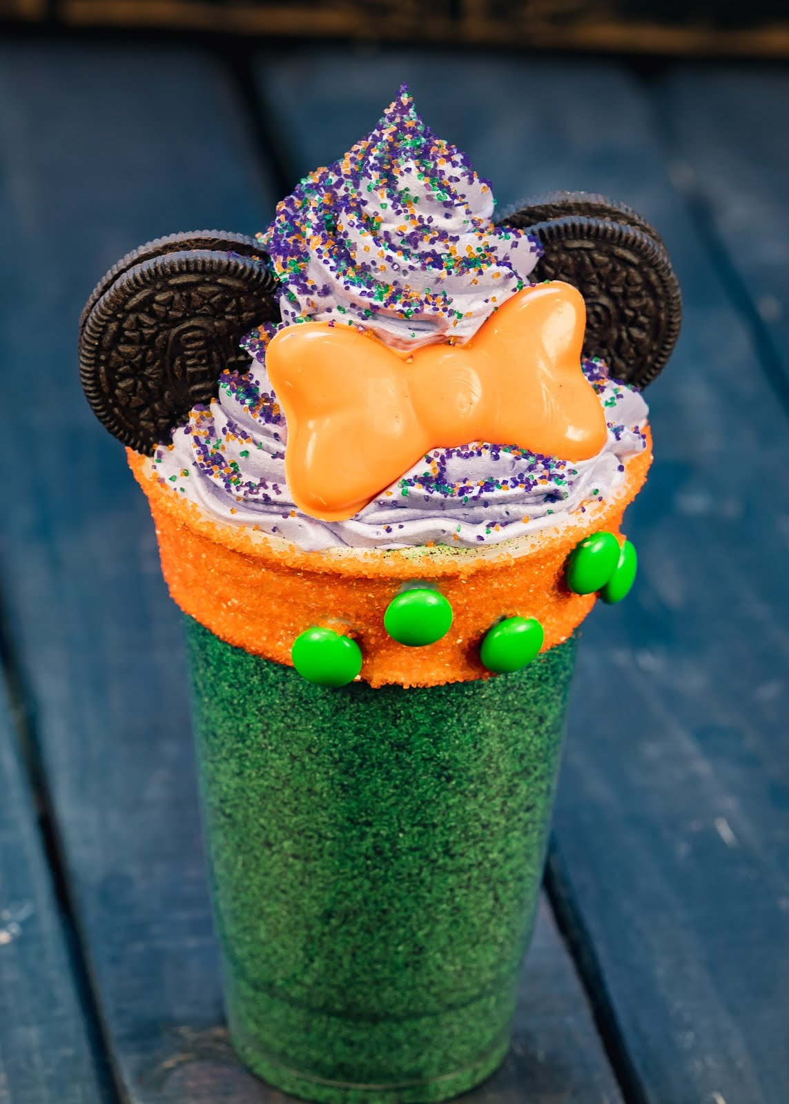 Spooky Treats and Frightfully Festive Foods During Halloween Time at Disneyland