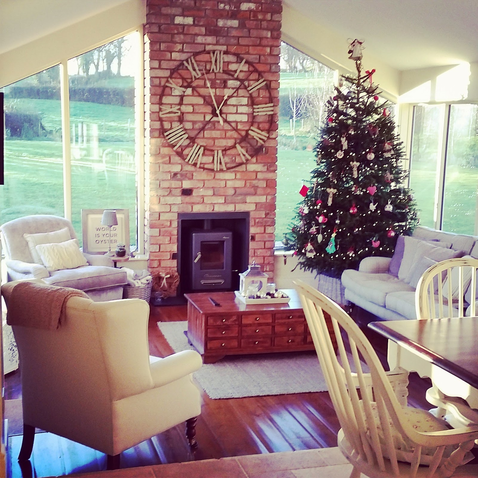 Deck the Halls... - Life at The Little Wood