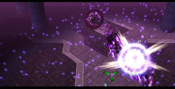 Andrea 39 s projects development dissidia final fantasy for Floor 4 mini boss map swordburst 2
