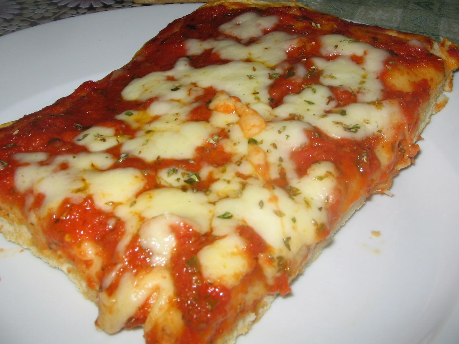 Butta la pasta ricetta pizza