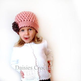 crochet girl hat 1 pdf