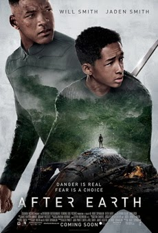 After Earth 2013 poster