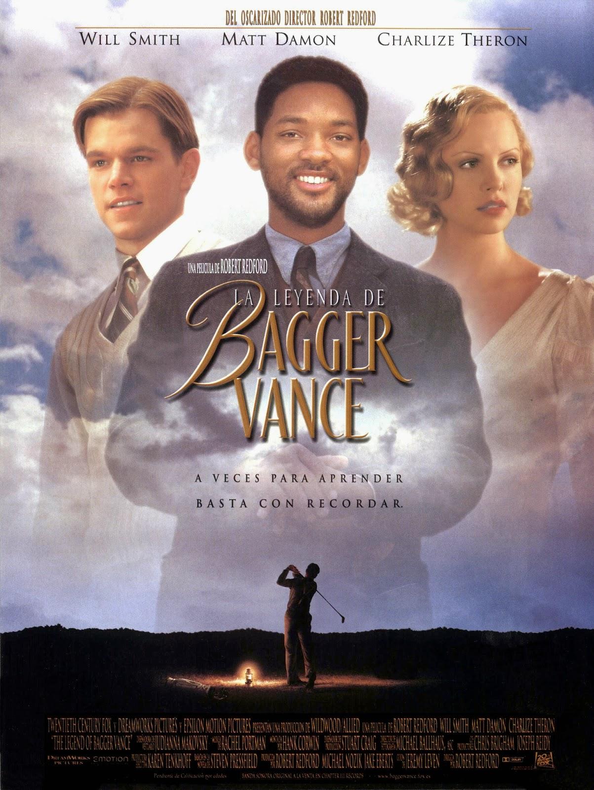 La Leyenda de Bagger Vance_Golf