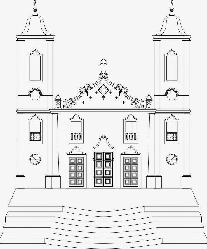 Projeto de Reforma da Igreja Matriz