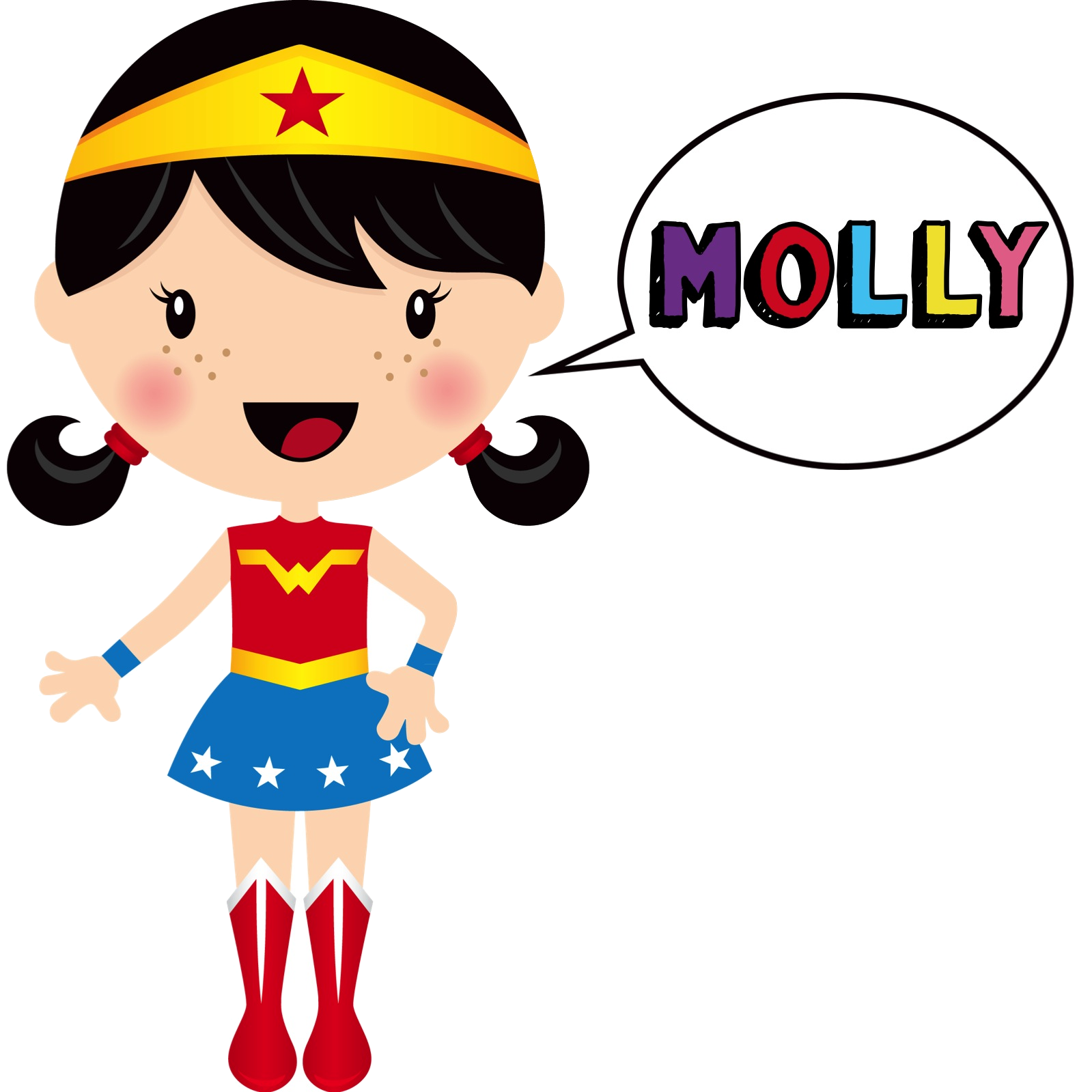 Primary Powers Molly