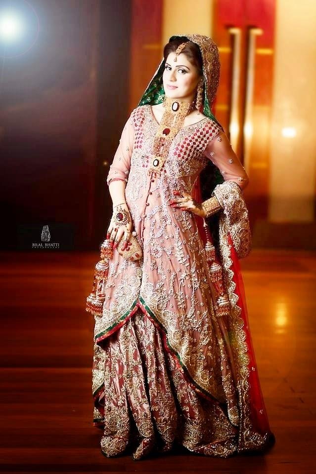 Pakistani bridal fashion 2014 2015 pakistan weddings for Pakistani wedding traditions