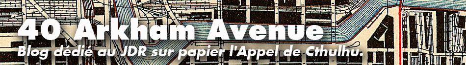 40 Arkham Avenue