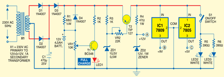 Electronics Projects: Mini Ups System on ac transformers wiring diagram, remote control wiring diagram, toroidal transformer wiring diagram, 24vdc transformer wiring diagram, current transformer wiring diagram, 5v power supply wiring diagram, low voltage transformer wiring diagram, 3 phase transformer wiring diagram, 70v transformer wiring diagram, 480v transformer wiring diagram, 220v transformer wiring diagram, flyback transformer wiring diagram, high voltage transformer wiring diagram, class 2 transformer wiring diagram, 12v transformer power supply, transformer protection wiring diagram, control box wiring diagram,