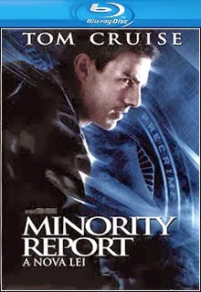 Filme Minority Report A Nova Lei BluRay 720p Dual Áudio