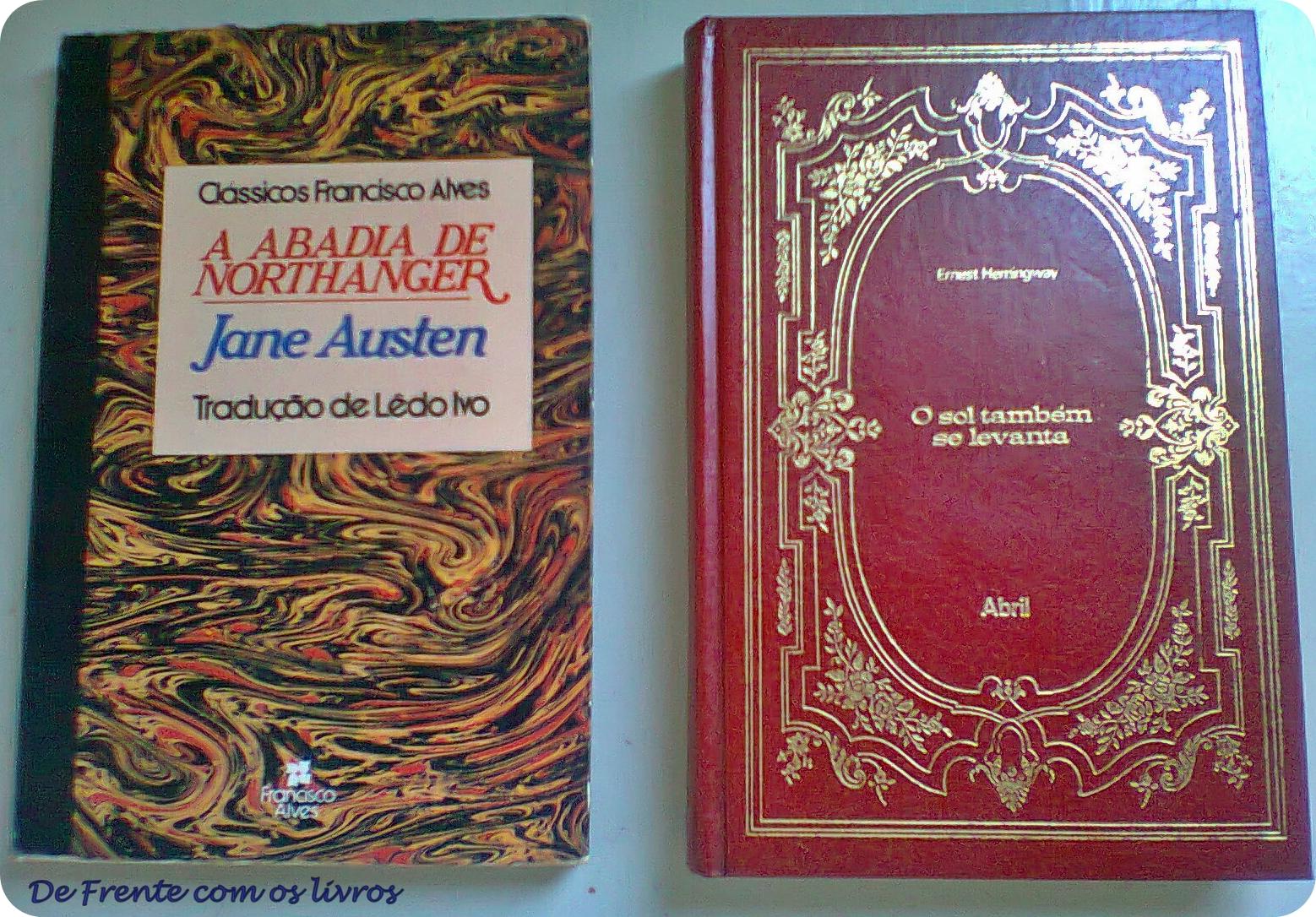 Jane Austen e Ernest Hemingway