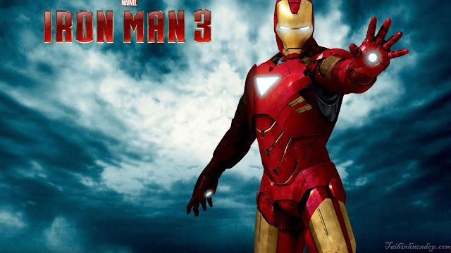 Tải hình nền Iron Man 3