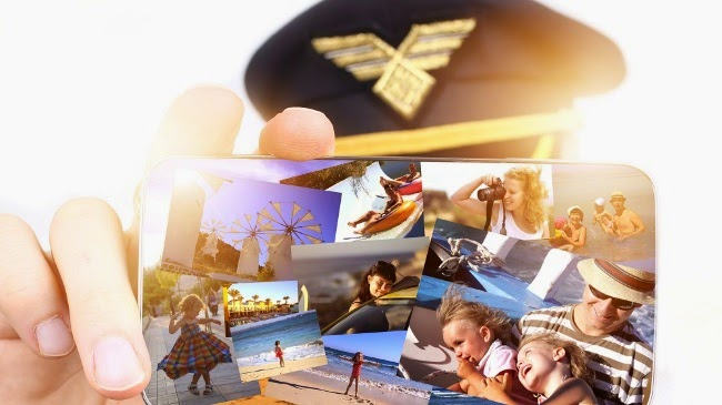 Pesawat Jatuh, Gara-Gara Pilot Selfie
