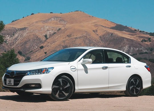 KBB Names 2014 Honda Accord Plug In Hybrid The PHEV With Best Resale Value