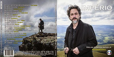 Trilha Sonora Novela Império Internacional 2014