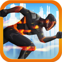 RunBot App iTunes App Icon Logo By Marvelous Games - FreeApps.ws