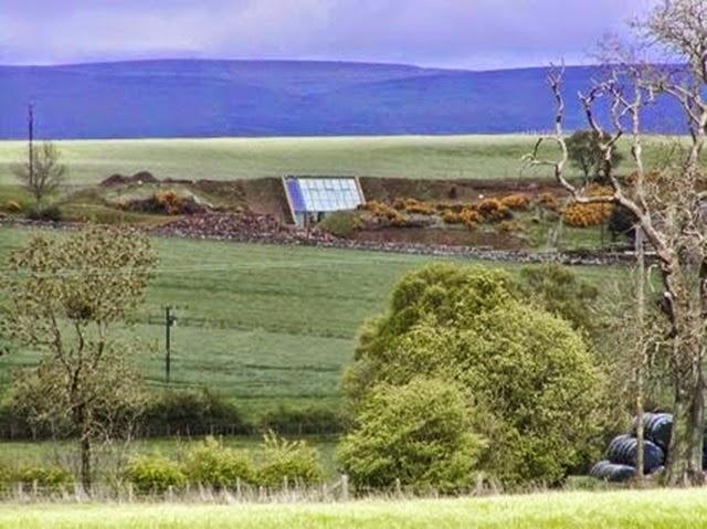 Rumah Bawah Tanah, Great Ormside, Cumbria,England