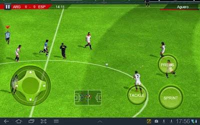 Game Sepakbola Untuk Android