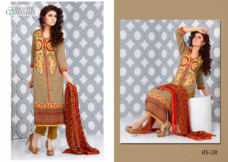 Bashi ahmed summer latest collection