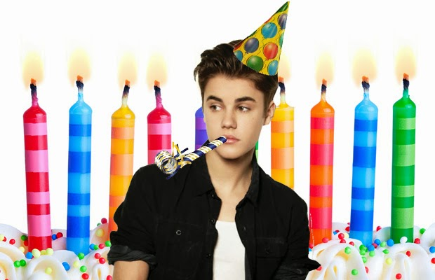 Justin Bieber birthday, Justin Bieber bands