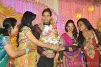 Celebraties at Actor Bharat n Jessy Wedding Reception Photos+%252865%2529 Actor Bharath n Jessy Wedding Photos