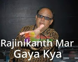 Rajnikanth funny photo