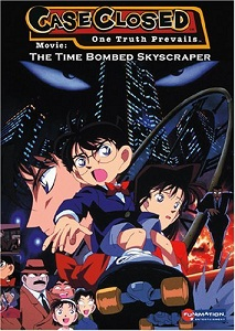 Film 01 Detective Conan: The Time-Bombed Skyscraper