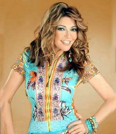ألبوم صور الفنانة ســـميرة ســـعيد