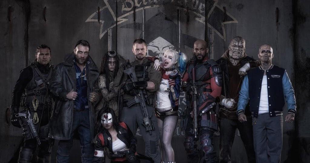 Video explica los orígenes de algunos miembros del 'Suicide Squad'