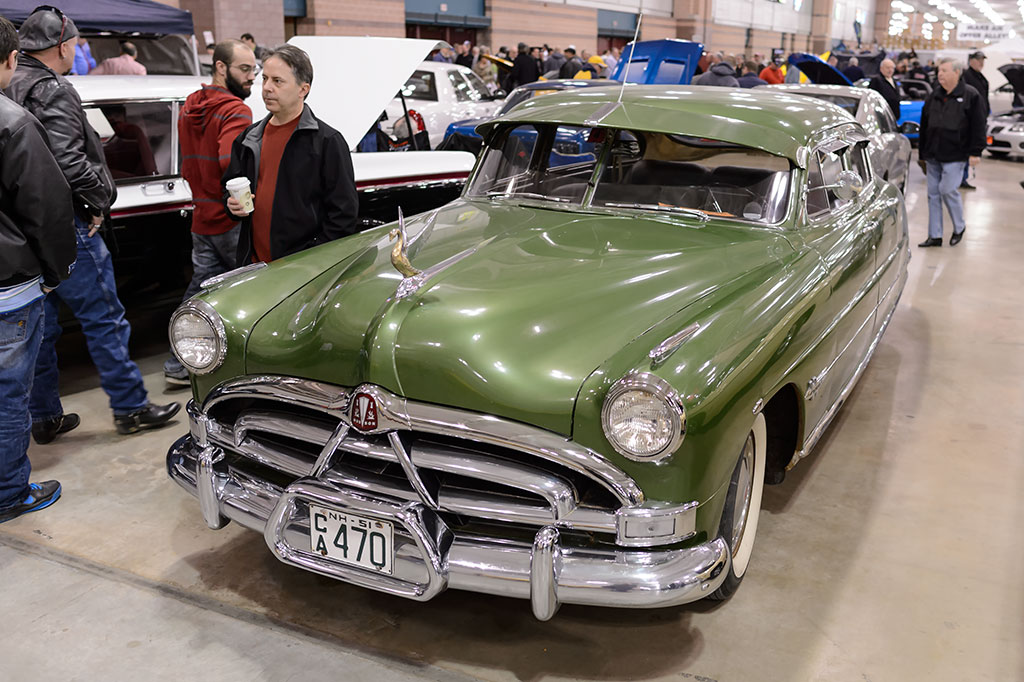 1951 Hudson at the Atlantic City Classics Car Show and Auction