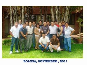 STA. CRUZ, BOLIVIA, noviembre 2011