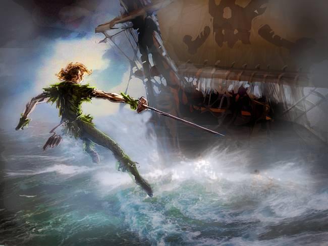 Peter Pan racconta balle, ma non è il solo