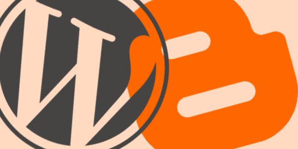 Pilih Blogspot atau Wordpress (Self Hosting) Untuk SEO?