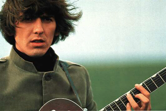 The boomer hall of fame george harrison by scorsese for The harrison