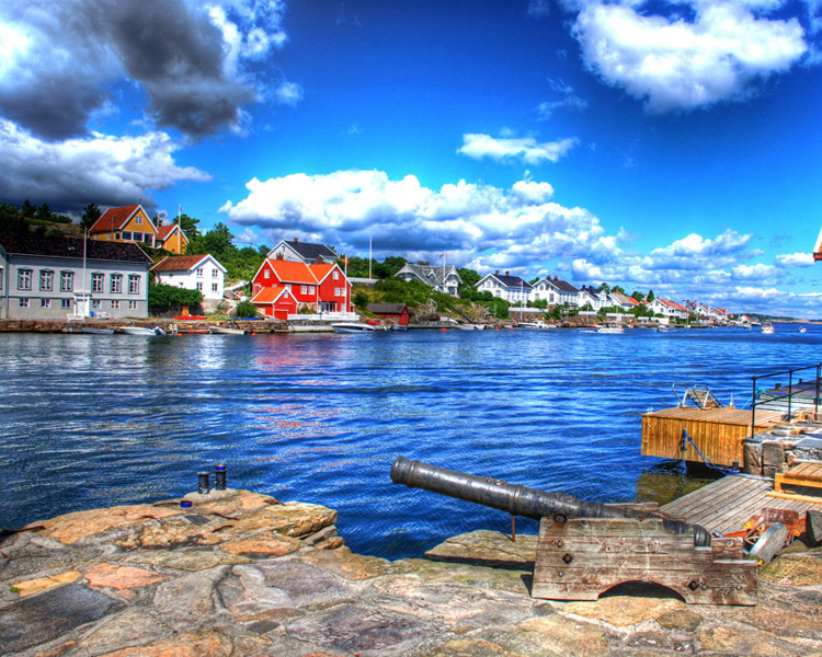 Lyngør - Norway