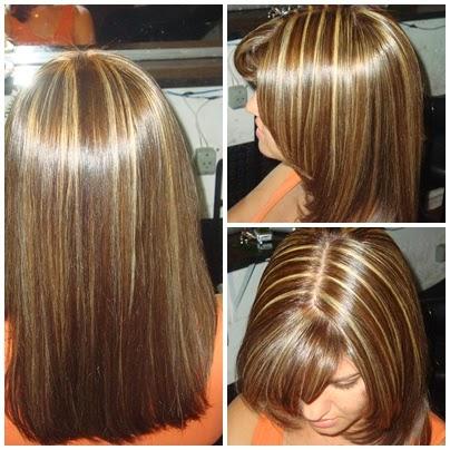 Como fazer balaiagem nos cabelos - passo a passo