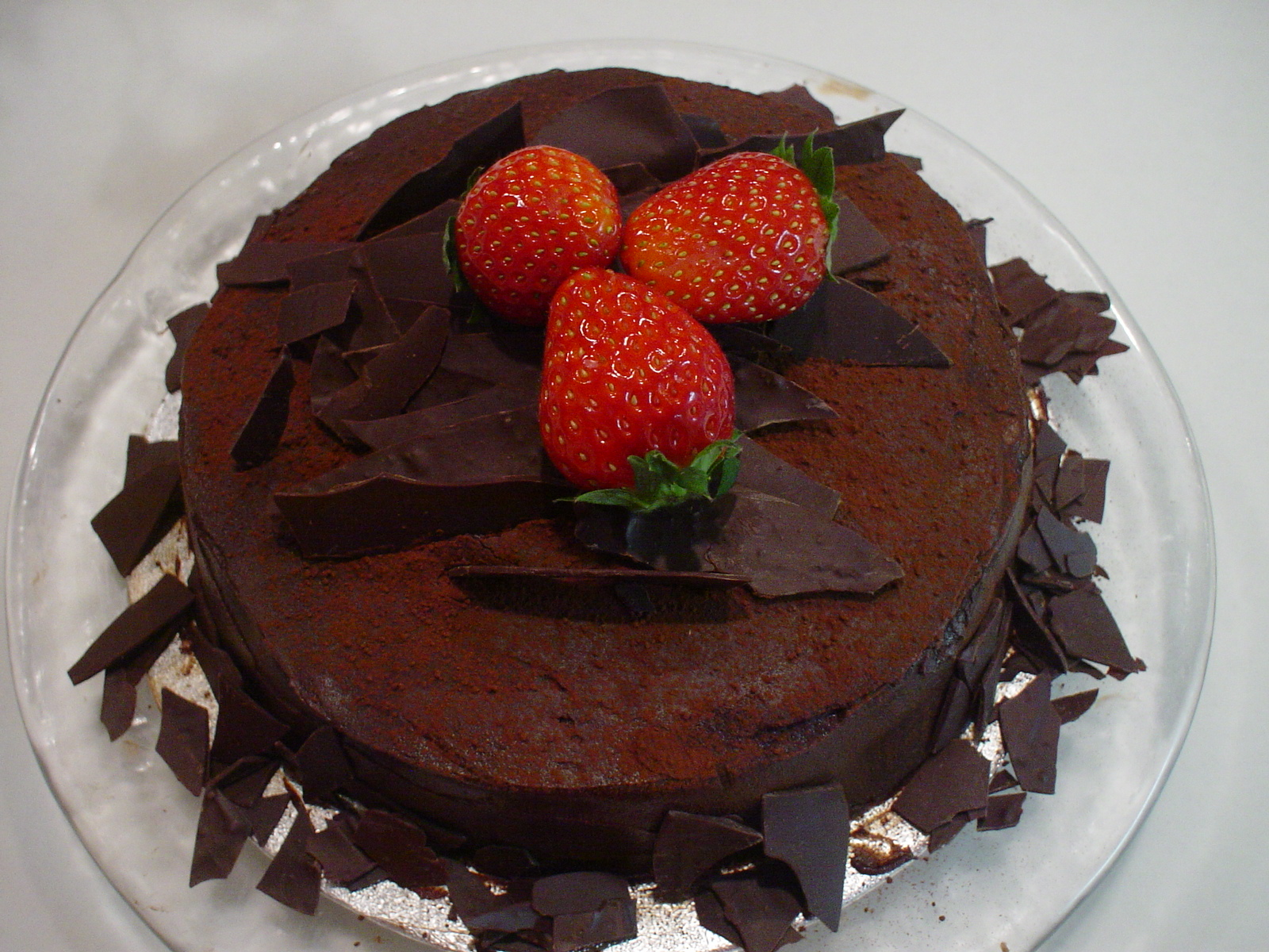 Images Of Chocolate Cake : Birthdays And Wishes: Simple Chocolate Cakes For Birthday