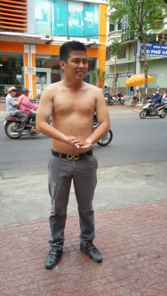 Show Body on the Street
