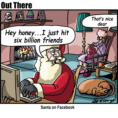 Funny Xmas Cartoons – Tech Blog In Nigeria For How TOs