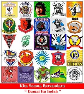 Nama Julukan Klub Liga Indonesia | Zona Info