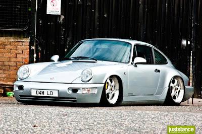Porsche 911 Rebaixado