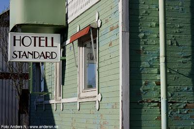 hotellstandard