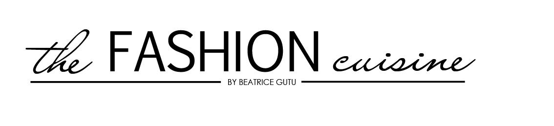 The fashion cuisine